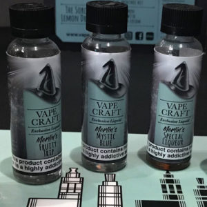 Vape Craft Merlin's Mixes